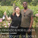 Benita Finanzio & Rob Ellison, The Tonic Magazine, London