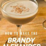 Brandy Alexander - PIN