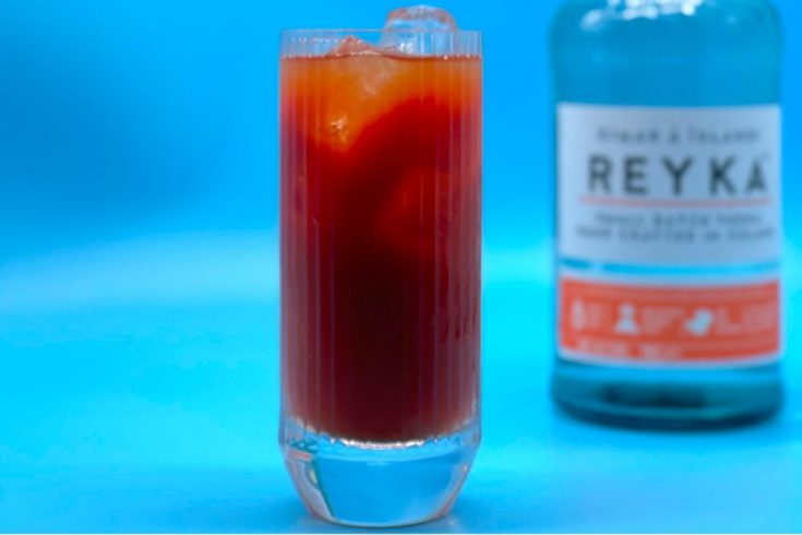Reyka Bloody mary