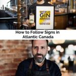 How to follow signs in Atlantic Canada - Pinterest