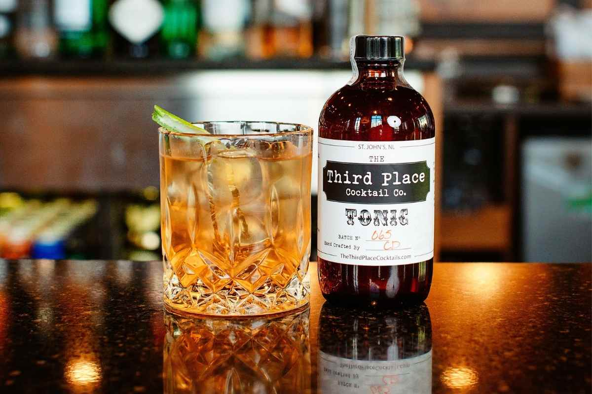 How to Make the Third Place Cocktail Co. Tonic and Gin