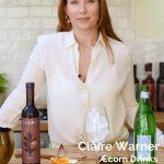 Claire Warner, Aecorn Drinks, London - Pinterest