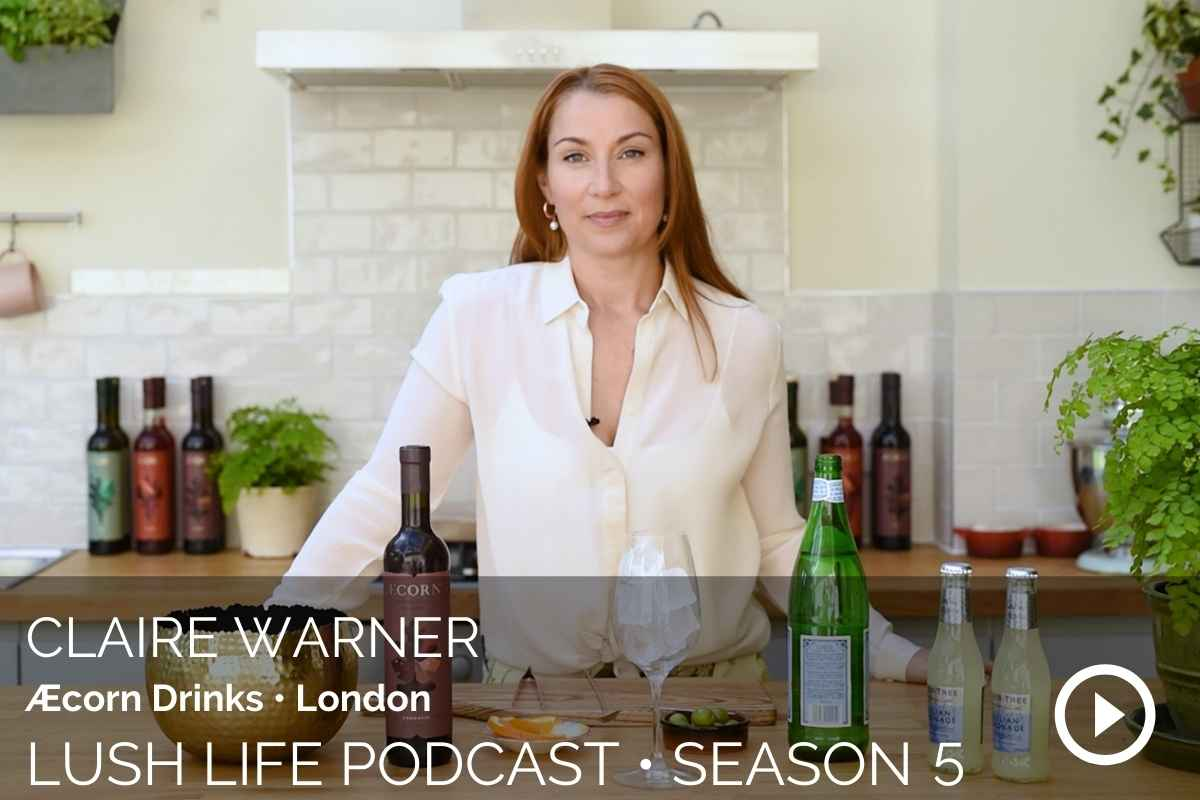 Lush Life Podcast Transcripts: How to Change the Way The World Drinks – Transcript (#180)