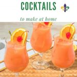 Mardi Gras Cocktails Pinterest