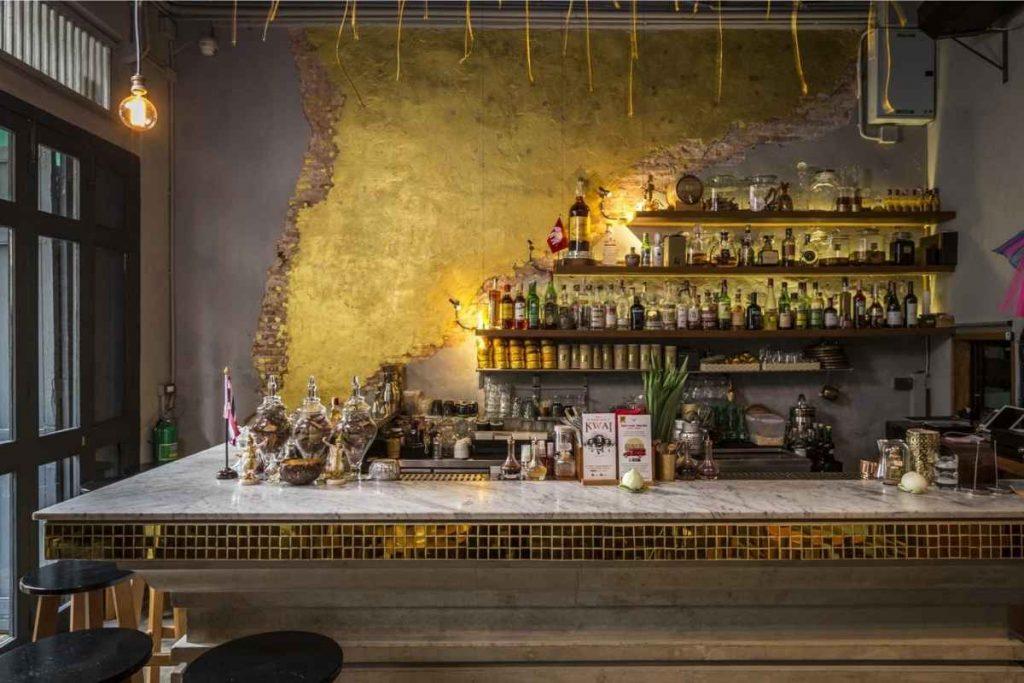 Tep Bar interior