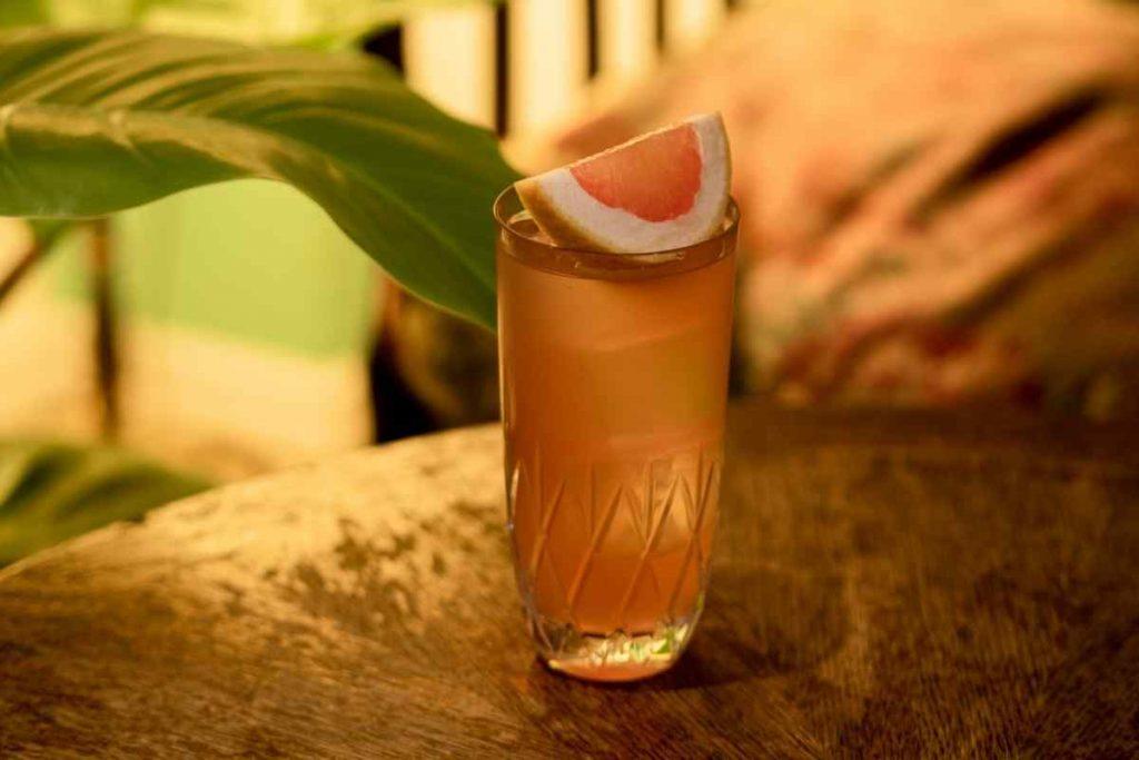 Tropic City Bar Cocktail