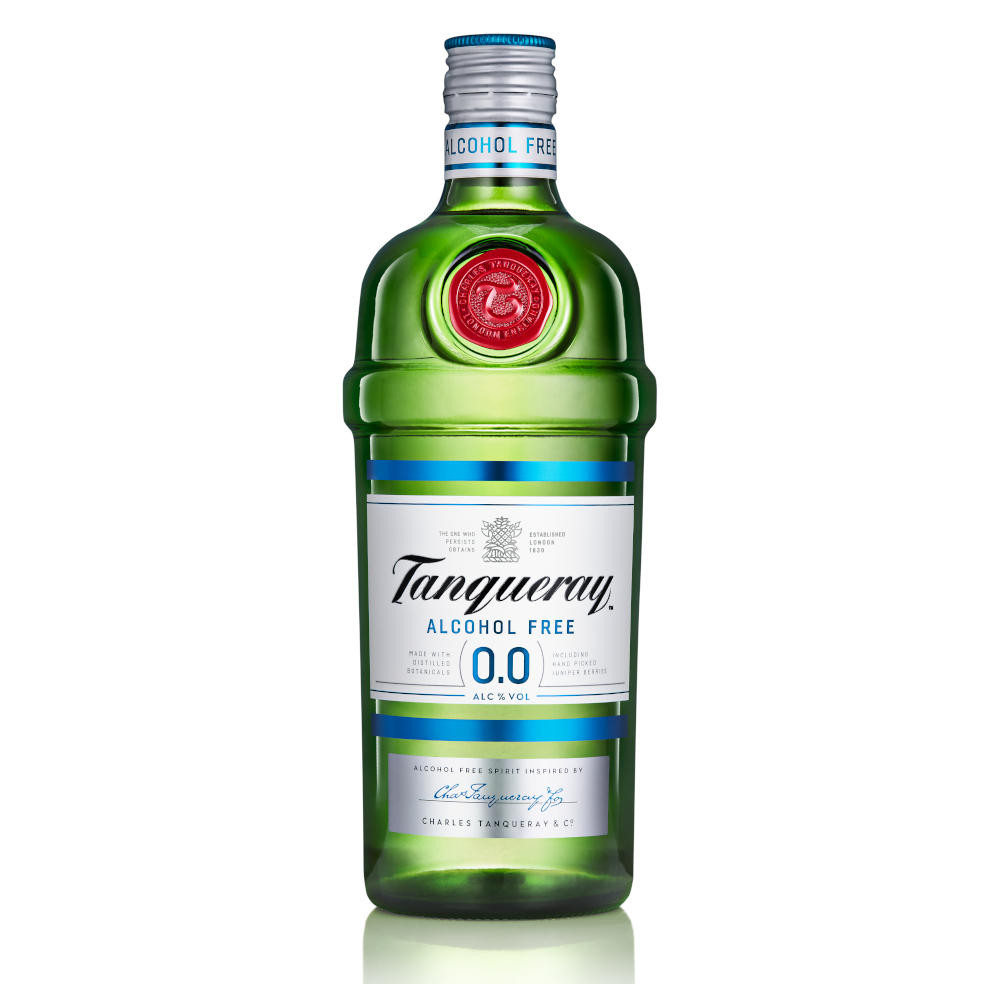 Tanqueray 0.0 Alcohol Free 70cl