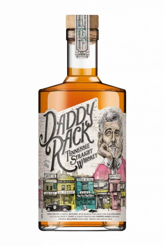 Daddy Rack Bottle
