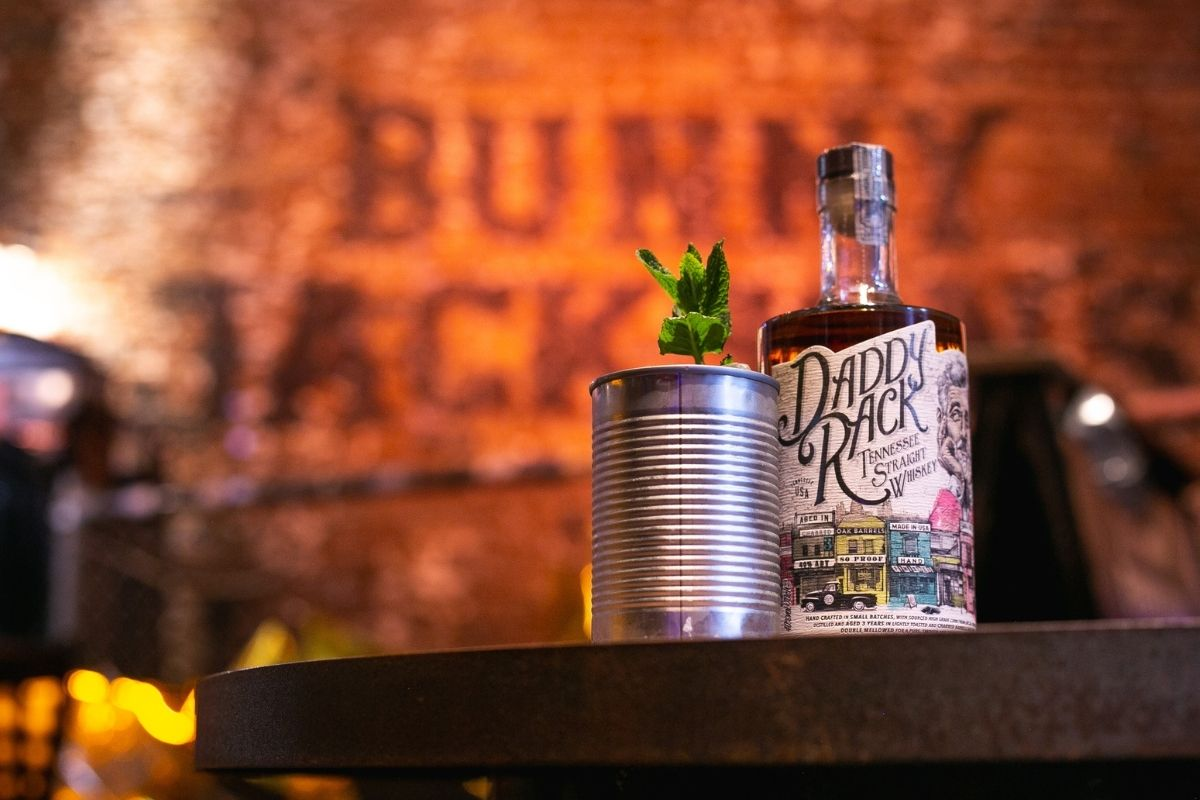 How to Make the Daddy Rack Tennessee Whiskey English Julep