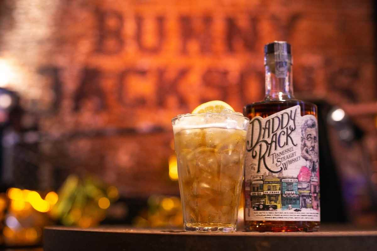 How to Make the Daddy Rack Tennessee Whiskey Rack House Punch