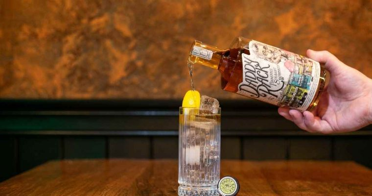 How to Make the Daddy Rack Tennessee Whiskey Rackhouse Lemonade