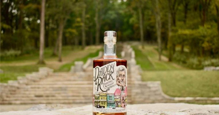 How to Drink Daddy Rack Tennessee Straight Whiskey