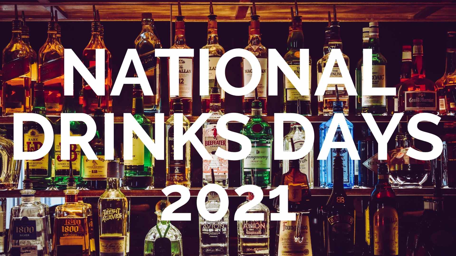 National Drinks Day 2021