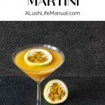 Porn Star Martini - Pinterest