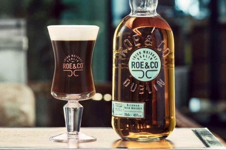 Roe & Co Irish Whiskey Coffee