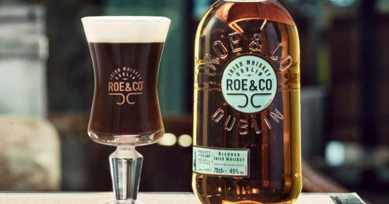 How to Make the Roe & Co Irish Whiskey Irish Coffee