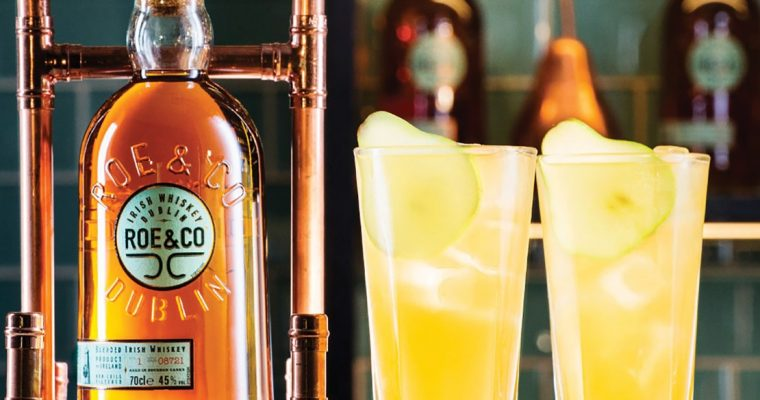 How to Make the Roe & Co Irish Whiskey Roe and Roots
