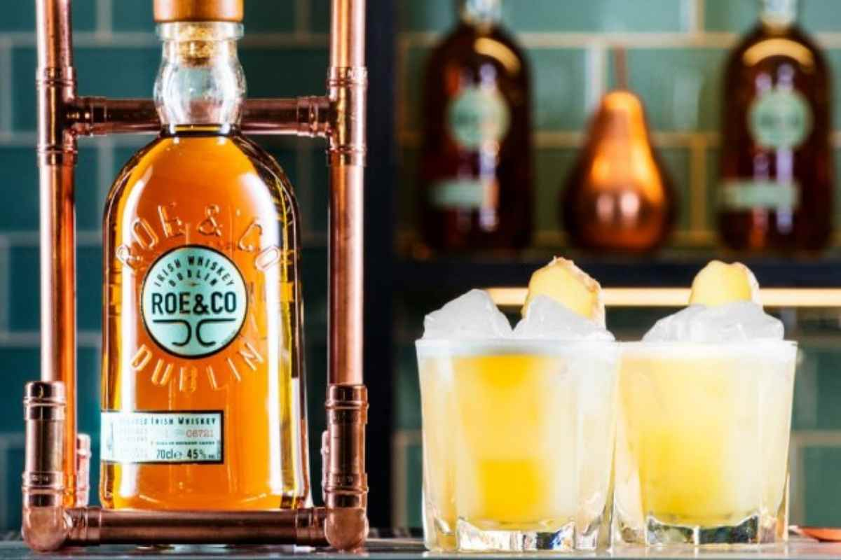 How to Make the Roe & Co Irish Whiskey Sour