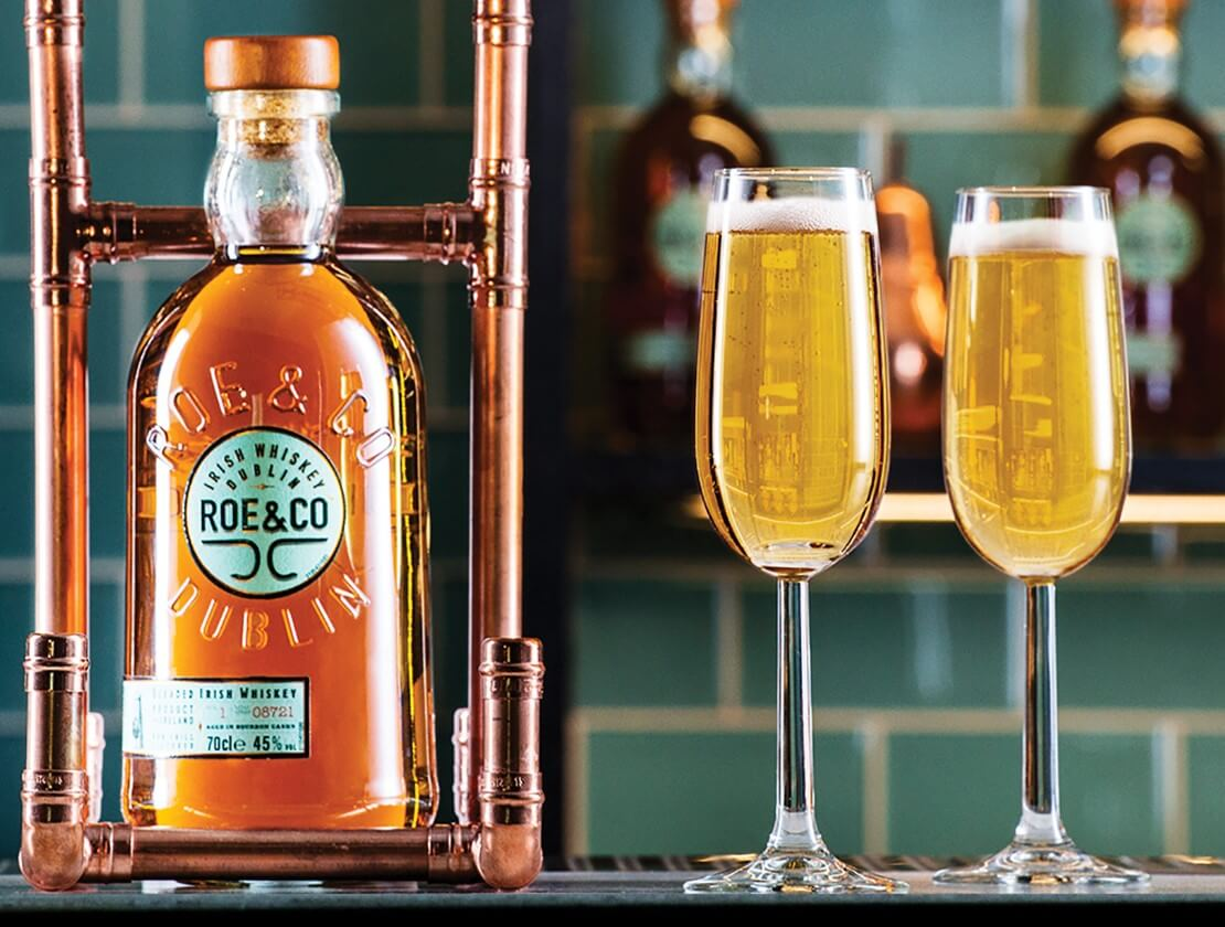How to Make the Roe & Co Irish Whiskey The Fancy Co