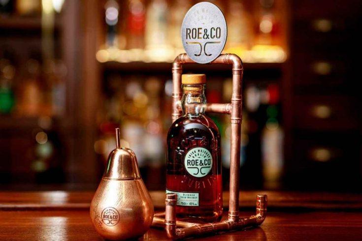 Roe & Co Irish Whiskey Tower