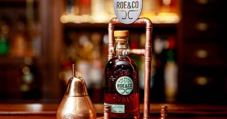 How to Make the Roe & Co Irish Whiskey The Tower