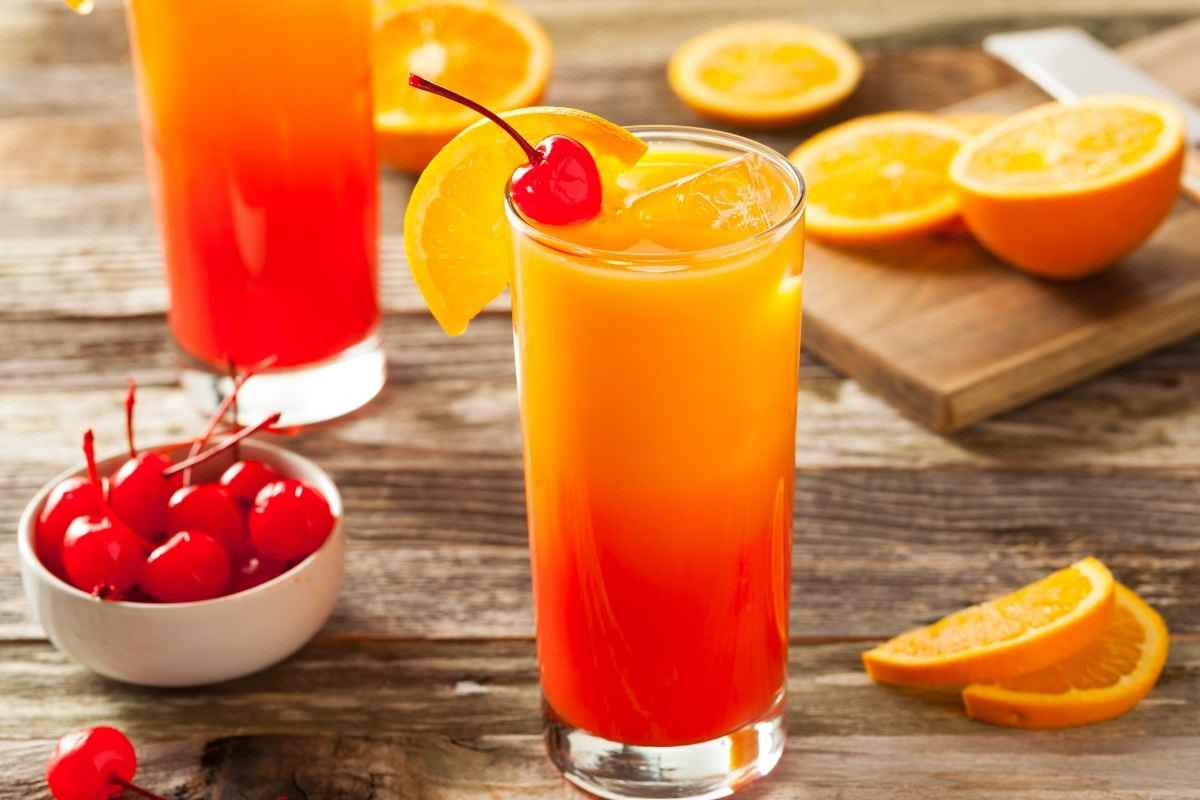 How to Make the Tequila Sunrise