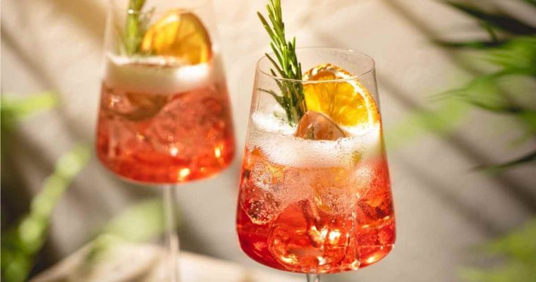 How to Make the Wilfred's Spritz