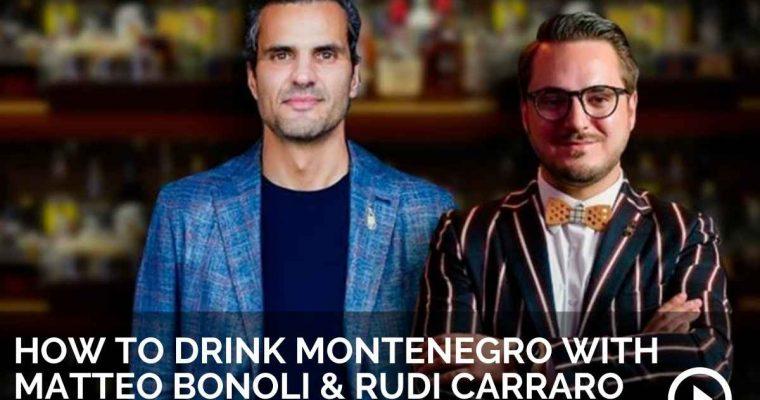 How to Drink Amaro Montenegro with Matteo Bonoli & Rudi Carraro