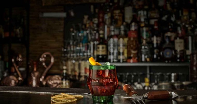 How to Make the Amaro Montenegroni