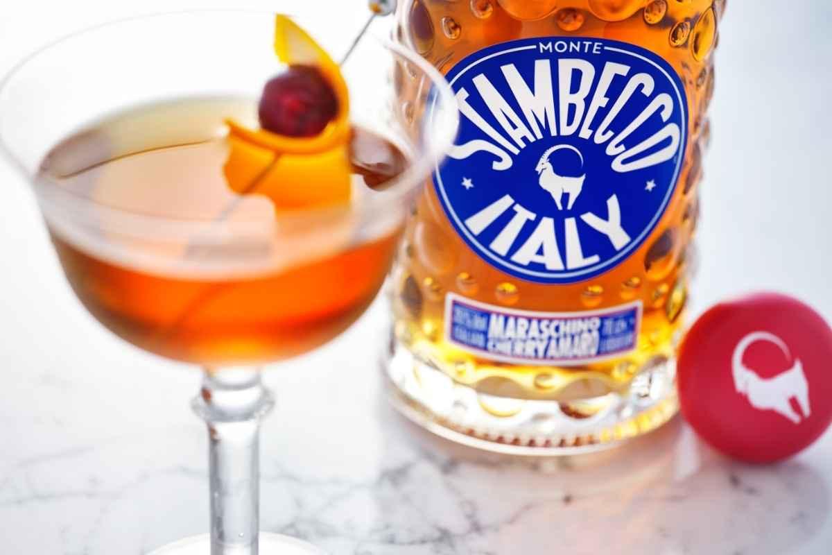 How to Make the Stambecco Manhattan