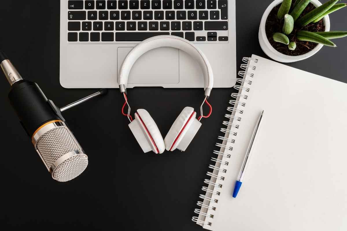 My Podcasting Resources