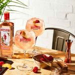 Beefeater's Peach & Raspberry Gin and Tonic