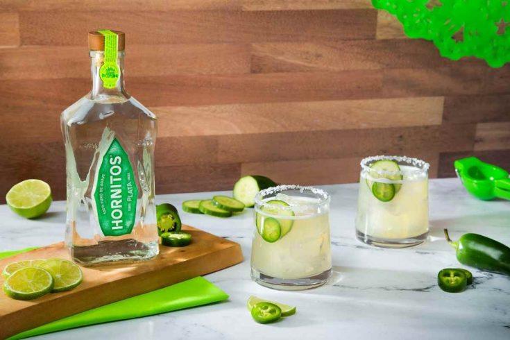 Hornitos Spicy Cucumber Margarita