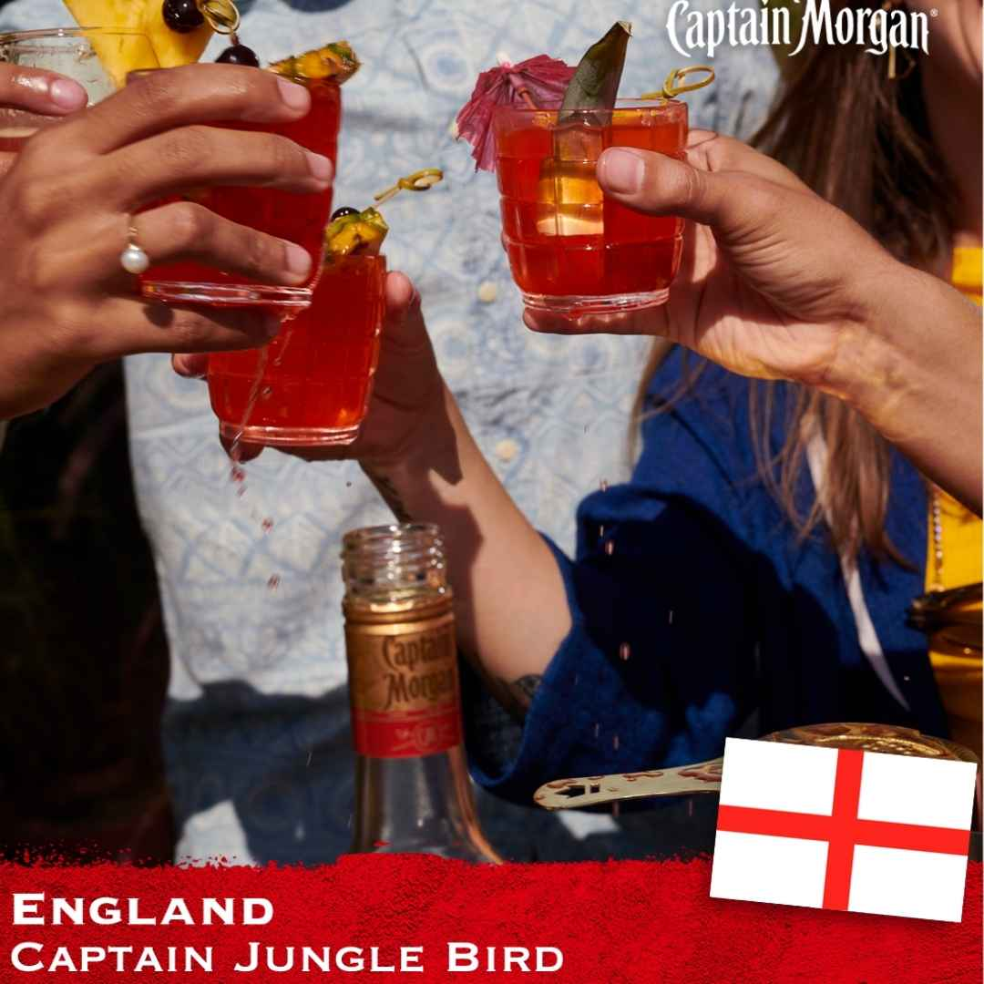 How to Make the Captain Morgan Jungle Bird