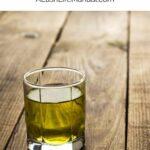 Green Tea Shot - pinterest