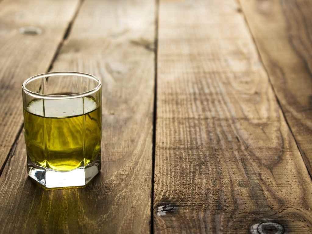 How to Make the Green Tea Shot