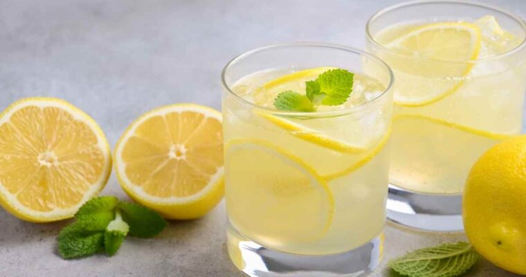 How to Make a Lemon Drop Shot