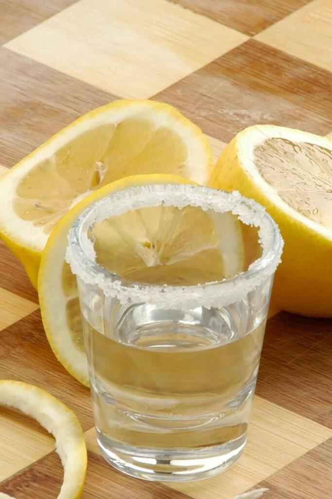 Lemon Shot Drop Recipe - up 1