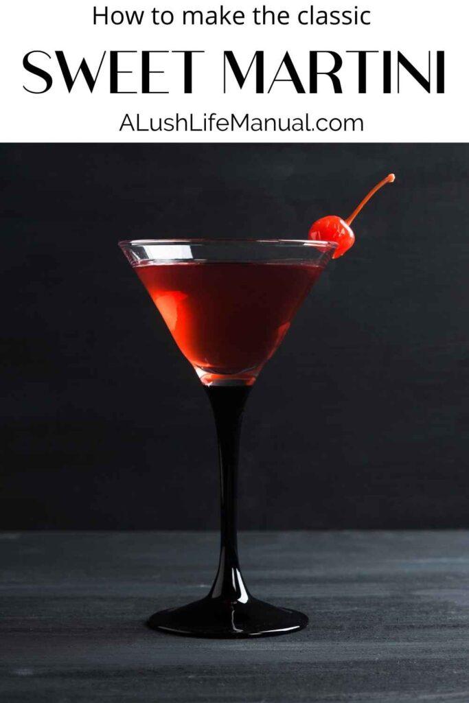 Sweet Martini - Pinterest