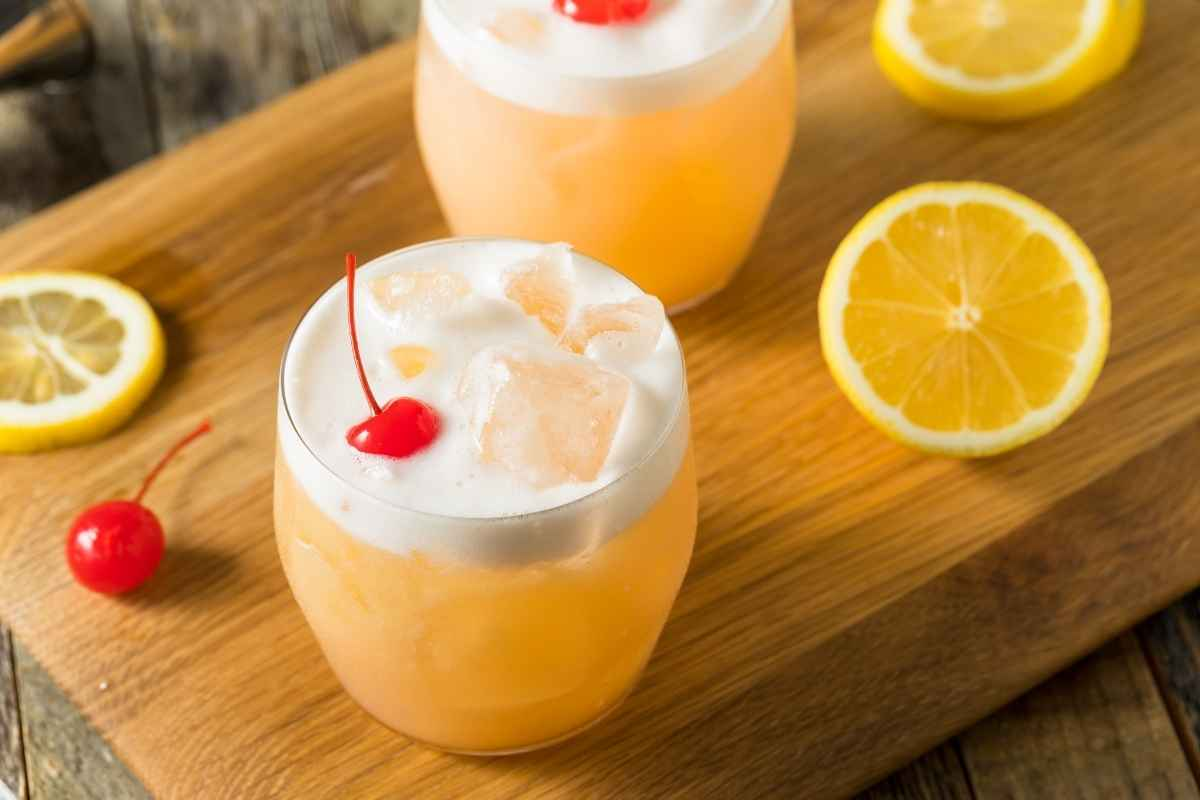 How to Make the Vodka Sour