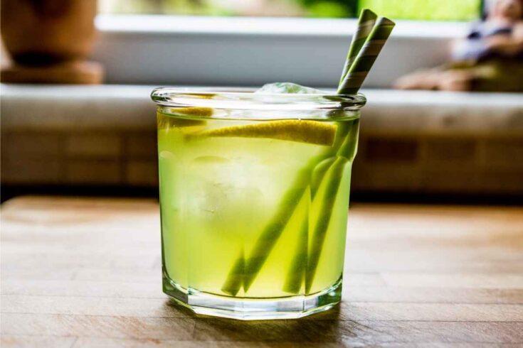 incredible hulk drink recipe
