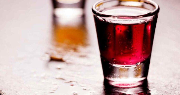How to Make the Cherry Bomb Shot
