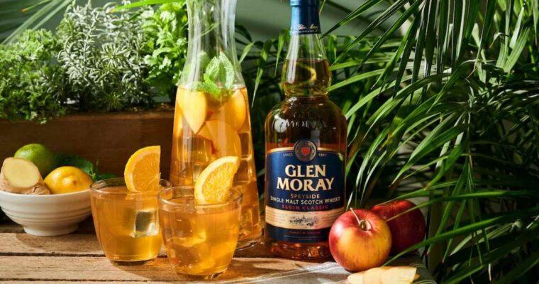 How to Make the Glen Moray Sunshine Punch