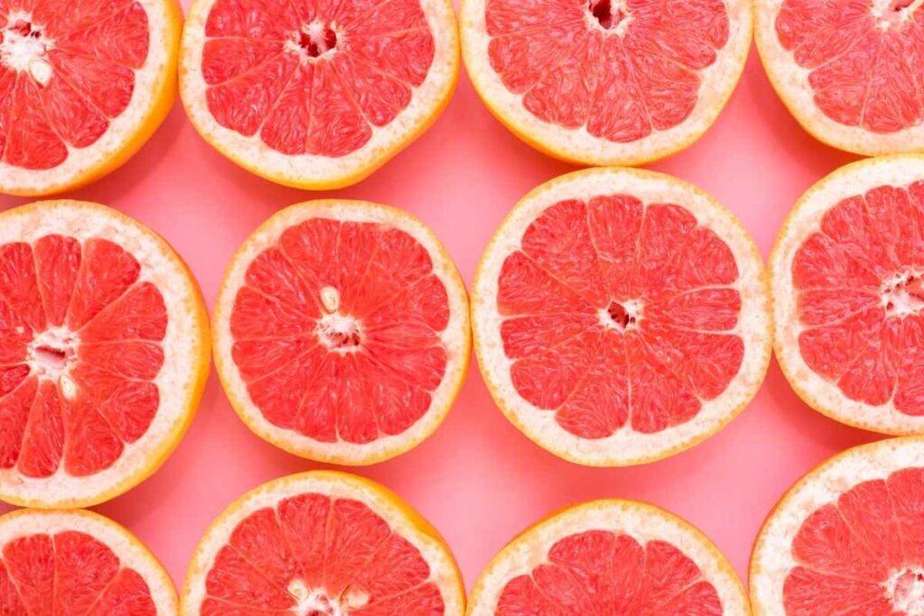 Pink Grapefruits