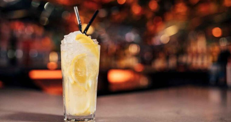 How to Make a Rum Collins