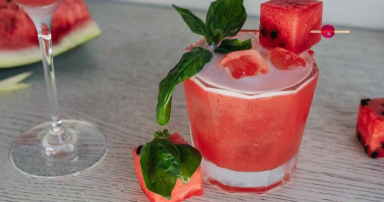 How to Make the Watermelon Shot