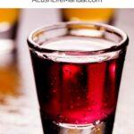 cherry bomb shot - pinterest
