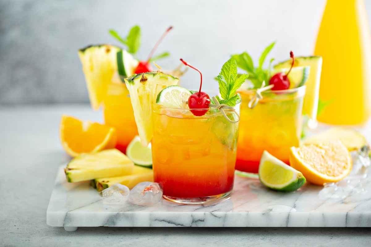 How to Make the Vodka Sunrise