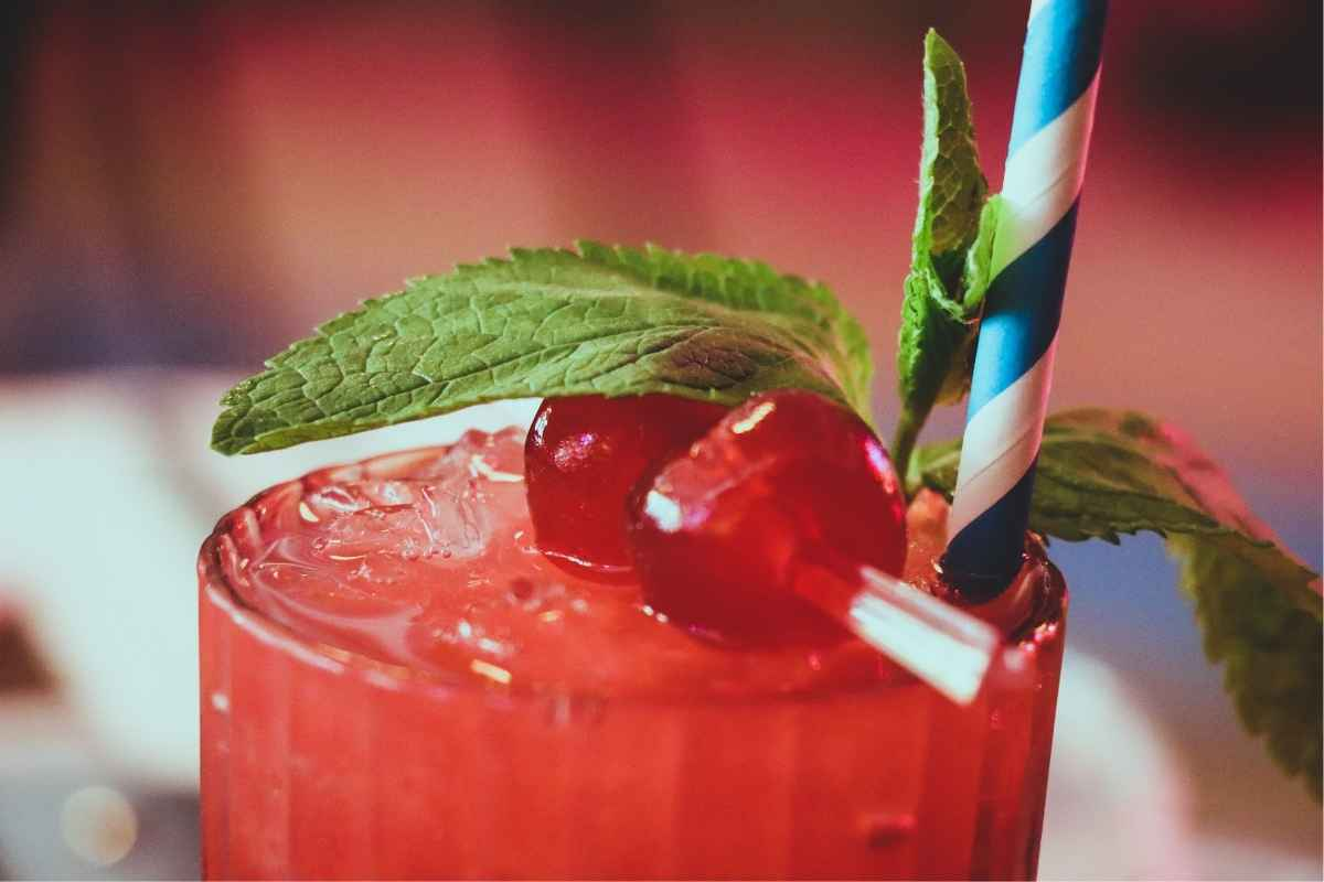 How to Make the Cherry Vodka Sour