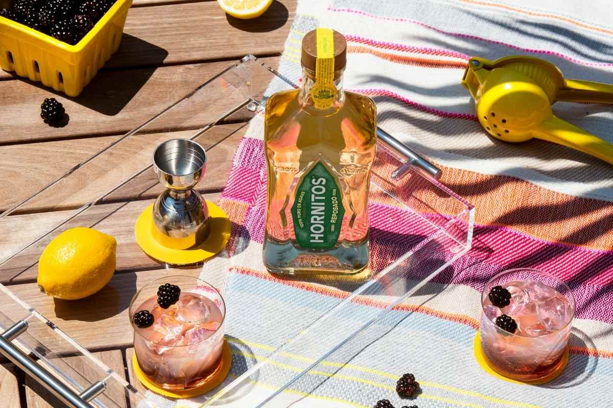 How to Make the Hornitos Tequila Zarza